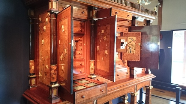 Hannah Cabinet, photo by Martin Drury
