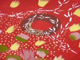 Painting detail - ©2008 Garry Benson Dragon Design