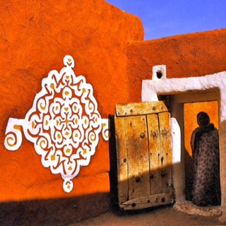 Image 3: Mural©1990 Margaret Courtney-Clarke
