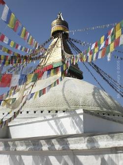 Boudhanath, Kathmandu – A Photo Essay