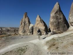Horse Riding in Cappadocia – A Photo Essay
