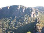 Looking towards Monolith Valley