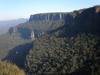 View to Mount Owen