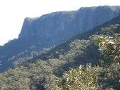 South end of Mount Owen