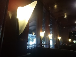 Lights at Tilley's