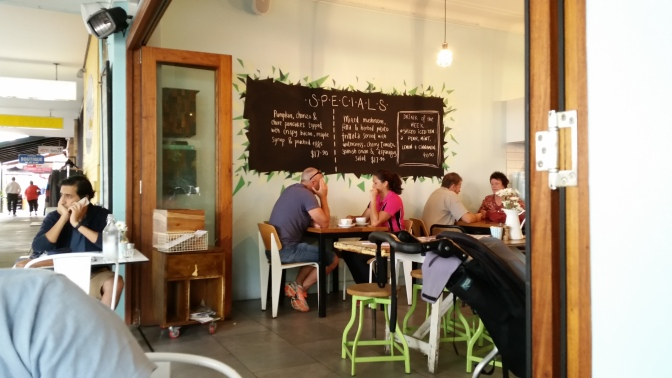 365 Places: Cafe TREEO