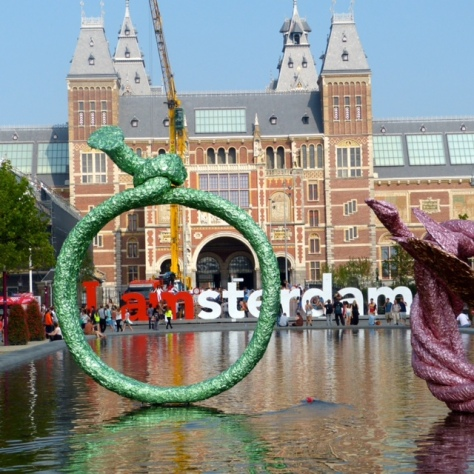 Amsterdam, Image Credit: © Garry Benson 2013