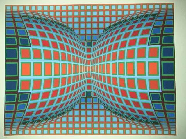 Centre for Op Art: Vasarely Foundation