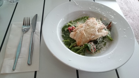 TREEO Cafe - Chicken Salad