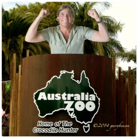Australia Zoo, © Garry Benson 2014