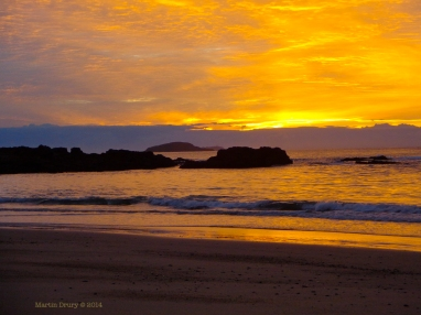 Korora Sunrise 16