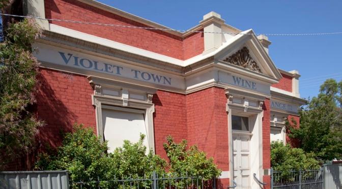 365 Places: Violet Town