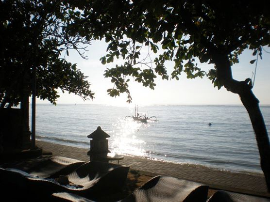 365 Places: Paneeda View, Sanur