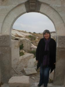Tracey in Ibrahimpaşa, Photo Credit: © Martin Drury 2011