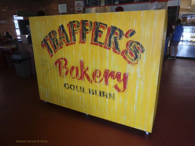 365 Places: Trappers Bakery