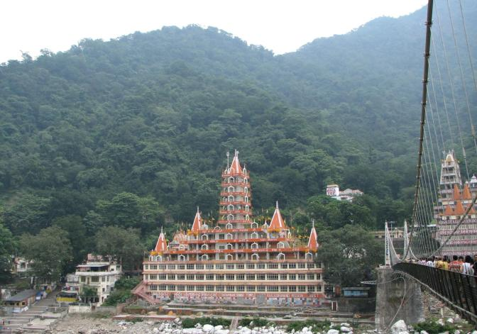365 Places: Rishikesh