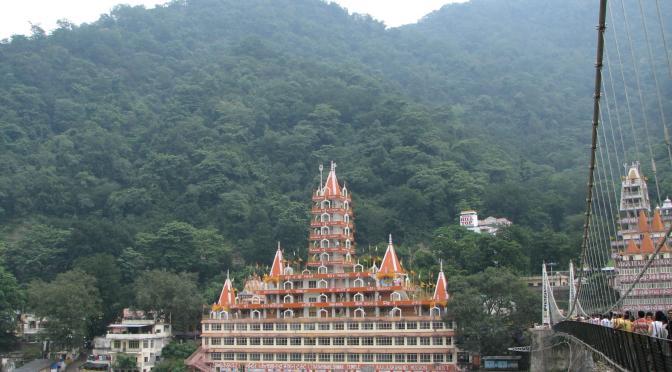 365 Places: Rishikesh