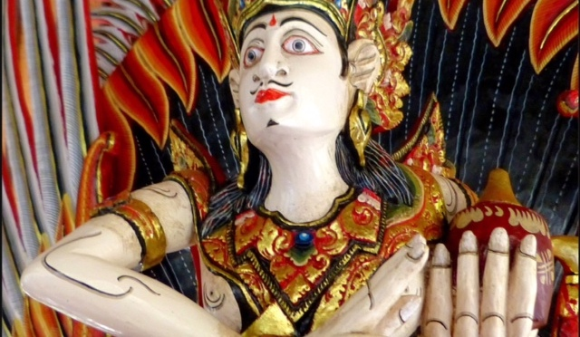 A Buddhist in Bali