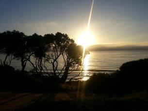 Dawn at Torquay, Image Credit: © Tracey Benson 2012