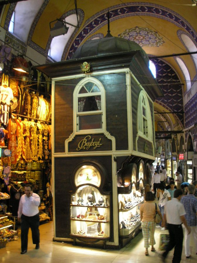 365 Places: The Grand Bazaar