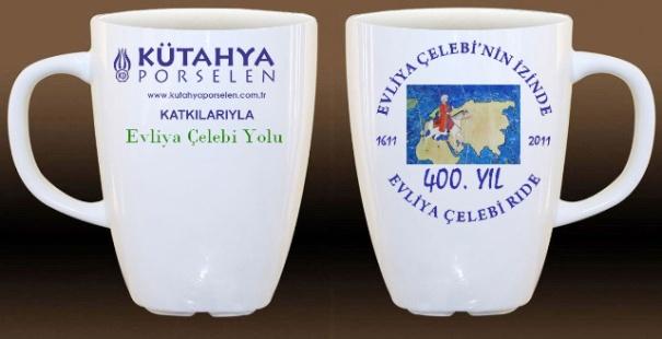 Commemorative coffee-mugs