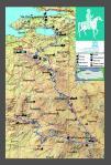 Evliya Çelebi Way UNESCO Map