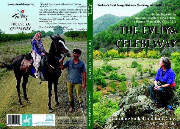 Book Cover: The Evliya Çelebi Way