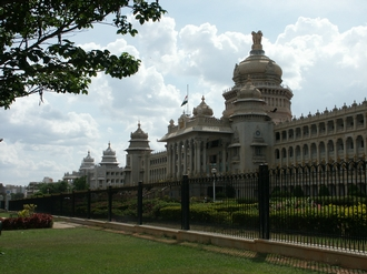 365 Places: Bangalore