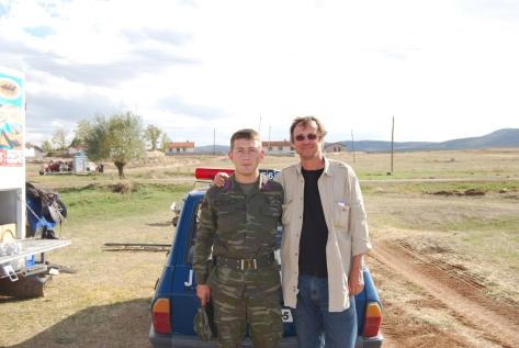 Metin Toprak, a Friendly Gendarme, Aydınlar, 2009.