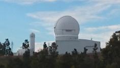 Mount Stromlo Observatory © Tracey Benson 2014