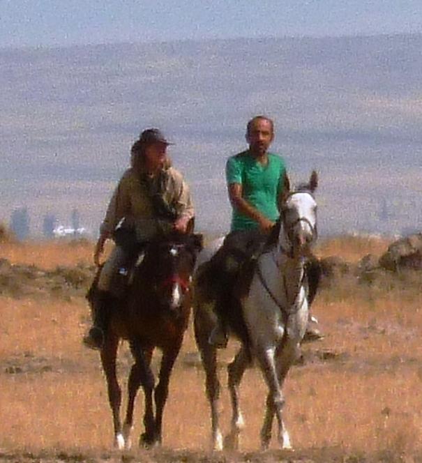 Asgar and Donna, Tuvana and Ahmet