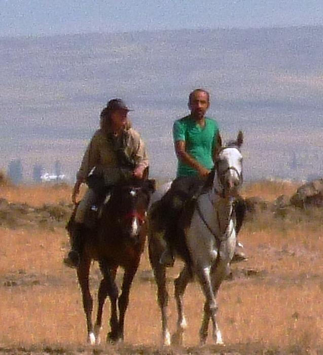 Central Anatolian Trek, or Büyük Anadolu Tür: Part 4