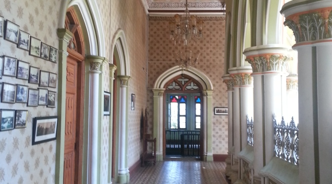 365 Places: Bangalore Palace