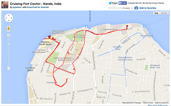 365 Places: Fort Cochin