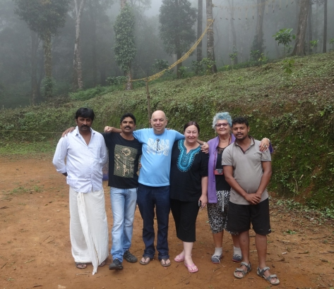 Us mob at Wayanad © Mahin Manu 2014