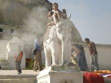 Image of statue of Ganesh