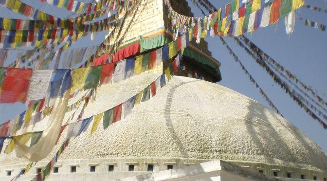 Image of Boudhanath Stupa
