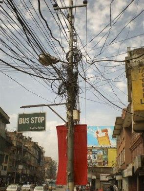 Image of Nepali wiring