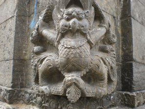 Image of statue near Shree Pashupatinath Temple