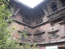 Image of ancient building in Katmandu