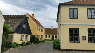 Side street, Dragør