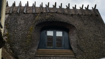 Thatched roof, Dragør