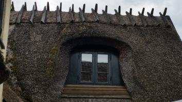 Thatched roof, Dragør