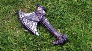Viking stash, Kirkjubøur 2016 © Tracey M Benson