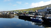 Ferry to Mykines © Tracey Benson 2016