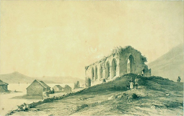 The Magnus Cathedral in 1839