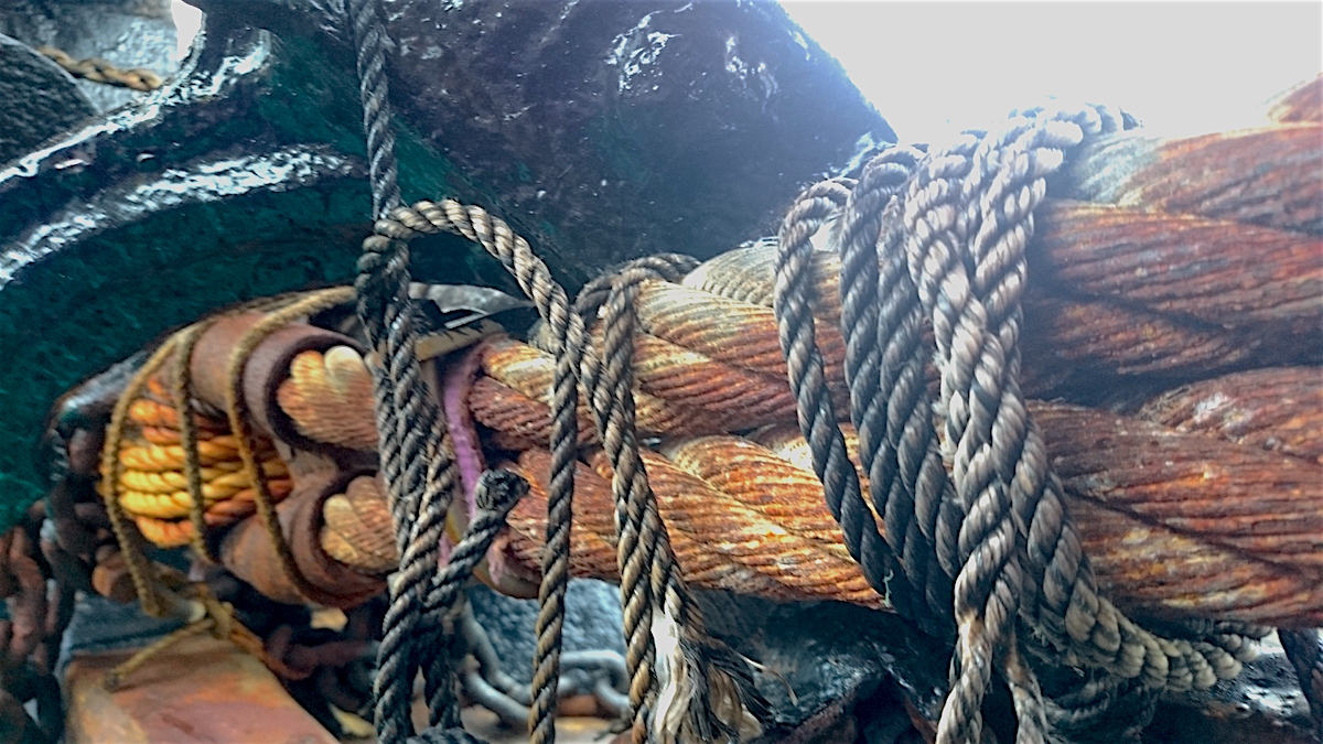 Some of the ropes