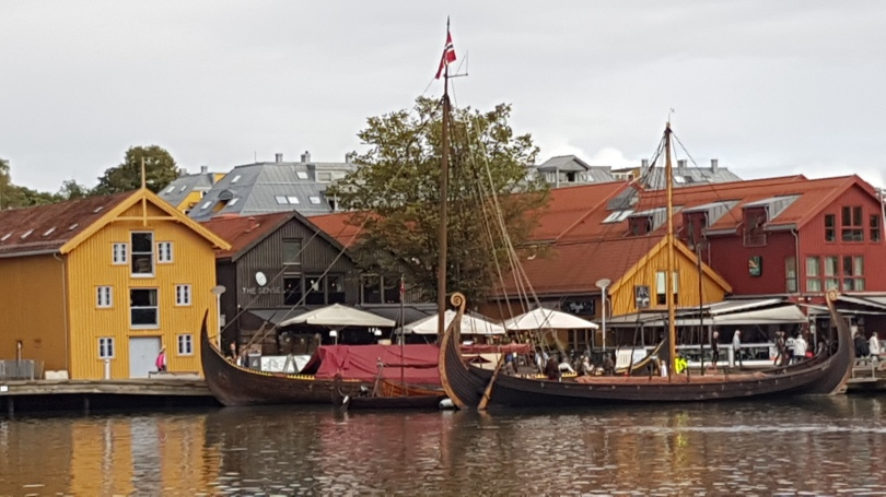 Viking Market, Tønsberg, Photo by Tracey M Benson ©