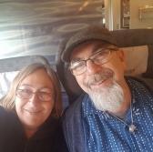 TRain journey to Bergen 2017